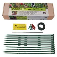 Patriot Pet And Garden Electric Fence Accesory Kit Fencefast Ltd