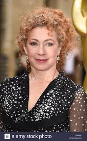 LONDON, UK. April 28, 2019: Alex Kingston at the BAFTA Craft ...