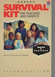 Survival Kit for Teachers and Parents: Amazon.co.uk: Collins, Myrtle T.,  Benjamin, Susan J.: Books