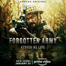 The Forgotten Army - Azaadi Ke Liye' This Tale Needed to Be Told ...