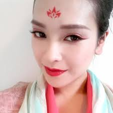 traditional chinese face makeup
