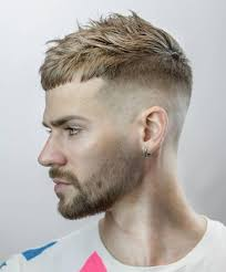 Mens Hairstyles At Home Menshairstyles Style Fryzur Fryzury