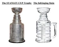 nhl sues over stanley cup beer mug