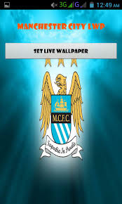 manchester city live wallpaper free