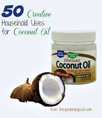 50 uses for coconut oil