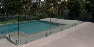 Frameless Glass Pool Fencing The Best Choice Glass And Mirror
