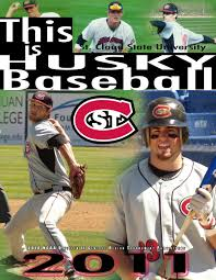 2011 St. Cloud State Baseball Fact Book by Tom Nelson - issuu