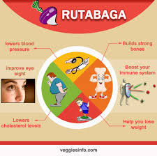 rutabaga nutrition and its health