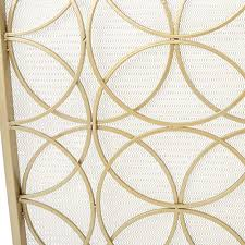 301549 veritas single panel gold iron