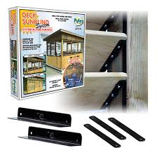 Pylex Deck Sun Blind System Hardware 11060 Rona
