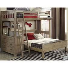 Pulse Chocolate Twin L Shape Panel Bed With Storage Trundle From Ne Kids Coleman Furniture