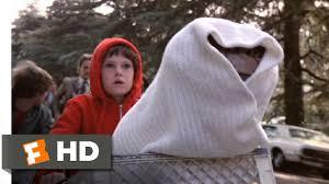 Ride in the Sky - E.T.: The Extra-Terrestrial (9/10) Movie CLIP ...