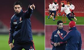 Mikel Arteta reveals he always thought ...