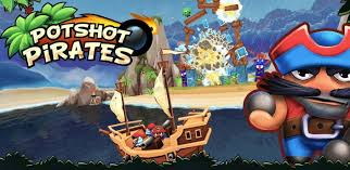 potshot pirates 3d comes to android