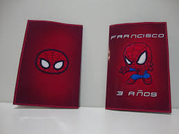 Invitaciones Tarjetas Cumpleanos Infantiles Spiderman Arana