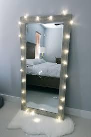 Bedroom Decore Ideas White Mirror Lights Master Bedroom Wall Mirror Floor Mirror Dream Bedroom Bedroom Makeover Dream Rooms Bedroom Design