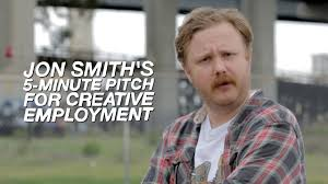 JON SMITH'S 5-MINUTE PITCH FOR CREATIVE EMPLOYMENT on Vimeo