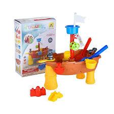 beach sand toy sandbox tool play set
