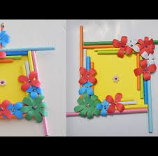 mix easy wall hanging craft ideas
