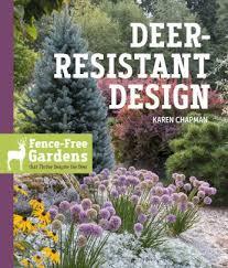 deer resistant design fence free