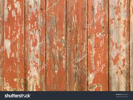Orange Flaky Paint On Wooden Fence Backgrounds Textures Stock Image 25003951