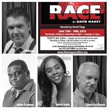 A compelling, suspenseful drama, 'Race,' on Hill stage | Ifodige