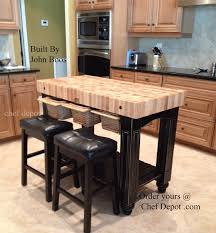 johnboos butcher block kitchen