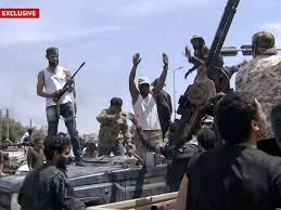 بعد سيطرة الوفاق الليبية على قاعدة الوطية السراج قريبون من