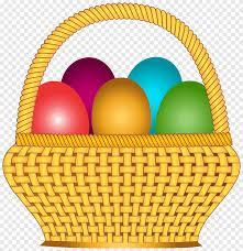 رسم سلة عيد الفصح بيض عيد الفصح العطلات بيض عيد الفصح Png