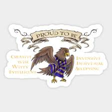 Ravenclaw Stickers Teepublic