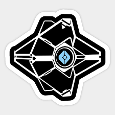 Destiny Game Hunter Logo Emblem Decal Sticker Bungie