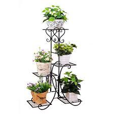 metal plant stand display stand indoor