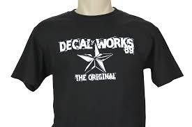 Eighty Nine Black T Shirt Decal Works