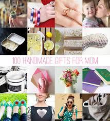 100 handmade gifts for mom
