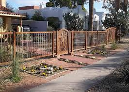 Tucson Fence Gates And Security Doors Affordable Fence Gates