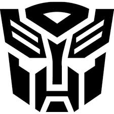Autobot Transformers Decal Sticker Autobot Decal Thriftysigns