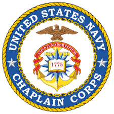 Navy Chaplain Corps Emblem Sticker