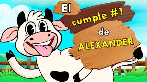 Invitacion Digital Animada La Vaca Lola Youtube