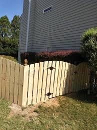 Images French Gothic Picket Wood Fences Sunrise Fence