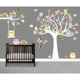 Tree Wall Decal Nursery Wayfair
