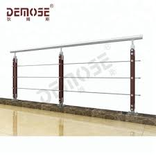 Stainless Steel Fence Post Wooden Handrail Designs Buy Stainless Steel Handrail Design For Stairs Cheap Fence Posts Solid Wood Newel Post Product On Alibaba Com