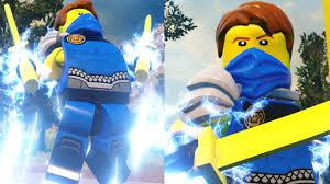 LEGO DC Super Villains - How To Make JAY From Ninjago - YouTube