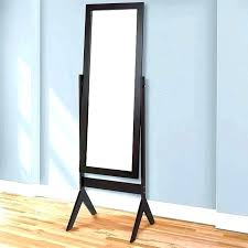 new floor mirror stand wood father of
