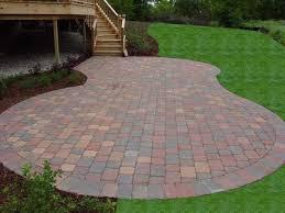 brick patio pavers lake county il