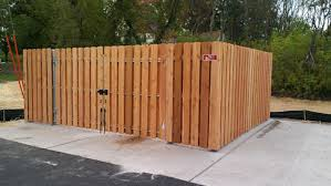 Wood Fence Gallery Mit Fence Wood Privacy Fencing Fences Sales Service Installation Northeastern Wisconsin