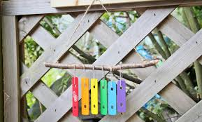 diy wind chime ideas for decor and garden