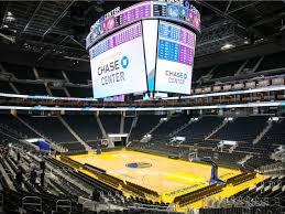 Inside Chase Center, San Francisco's ...