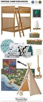 Camp Themed Home Decor Crate Kids Blog