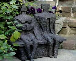 modern garden statues for android apk