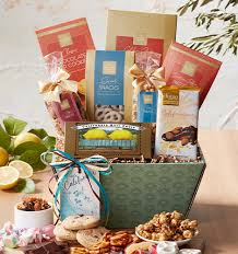 gift baskets corporate client gifts